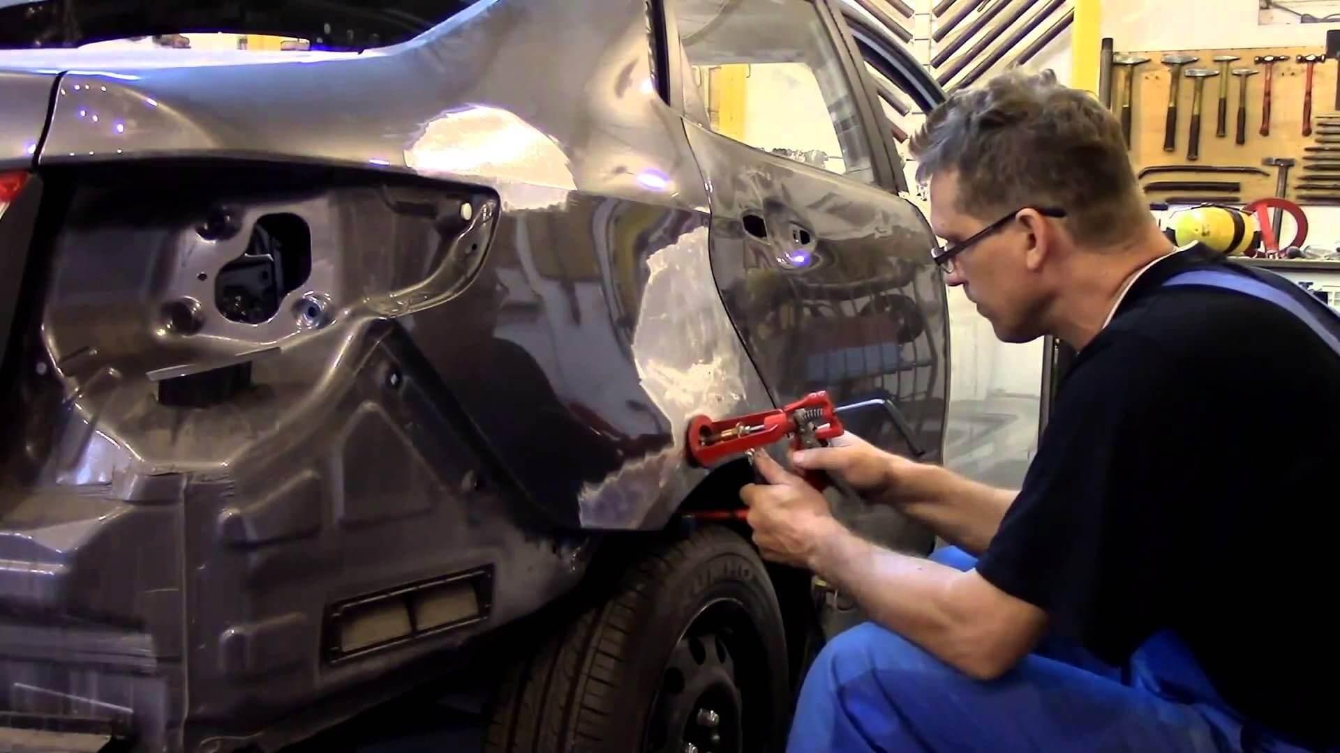 Цена на кузовной ремонт в Воронеже