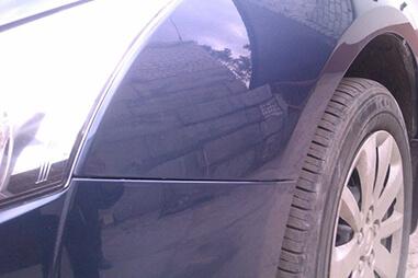 Кузовной ремонт Chevrolet Cruze в Воронеже
