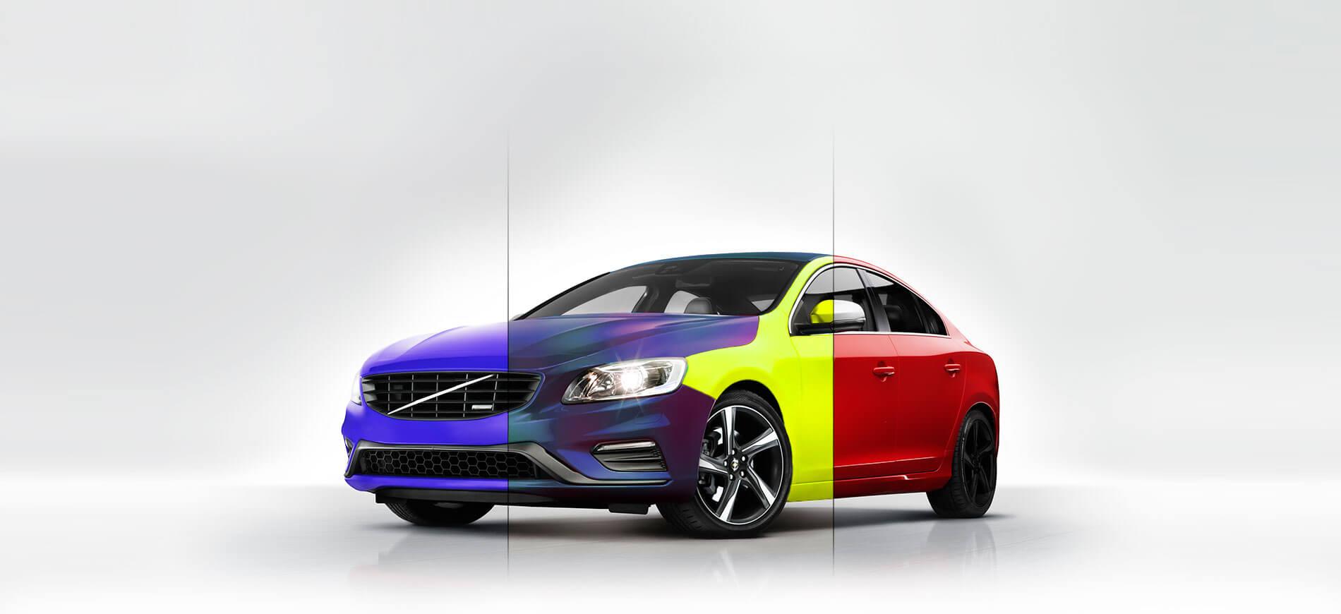 Покраска автомобиля в Воронеже (полная и локальная), цены