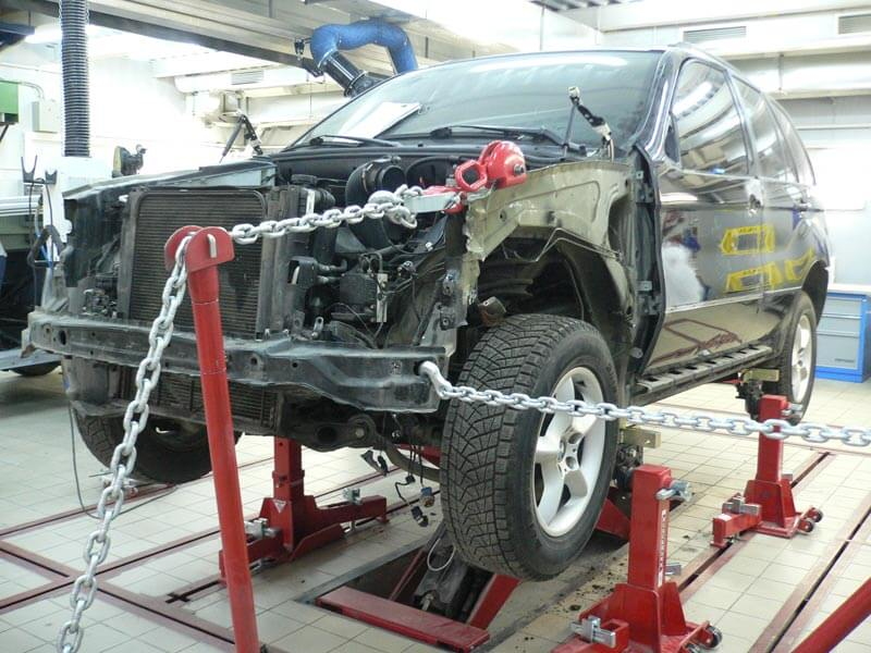 недорогой кузовной ремонт